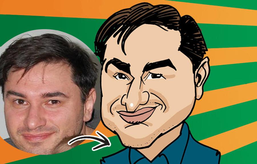 Come trasformare foto in caricatura online