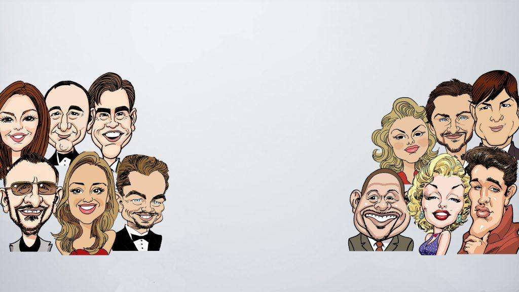 galleria caricature